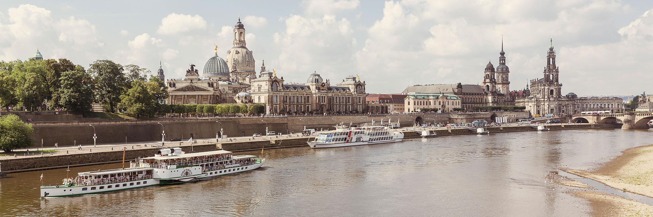 Moderne Mietwohnungen in der Innenstadt Dresden